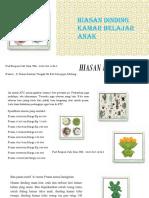 Hiasan Dinding Kamar, Fast Respon Call, Sms, WA