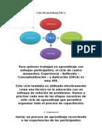 CICLO DE APRENDIZAJE -ERCA.doc