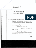 The Principle of Least Squares.pdf