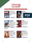 Novedades Panini Comics septiembre 2018 Marvel