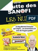 La Lutte Des Sanofi Pour Les Nuls (complément 2018)