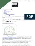 El Fraude Historico de La t..