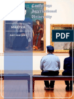 Art History Mst