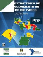 Plano Estrategico Desenvolvimento Vale Do Rio Pardo 2015-2030