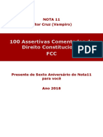 E-book FCC 100 Questoes Nota11