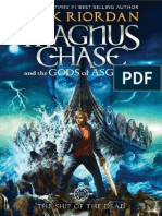 The Ship of the Dead Magnus Chase and the Gods of Asgard 3 by Rick Riordan