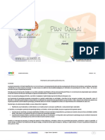 Plan Anual Ciencias Nt1