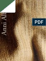 Anni Albers [Guggenheim]