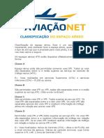 CLASSIFICAÇÃO_ESPAÇO_AÉREO