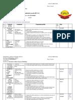 Planificare Calmdaristica Cls 3