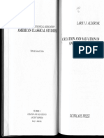 [American Classical Studies] Larry J. Alderink - Creation and Salvation in Ancient Orphism (1981, Amer Philological Assn).pdf