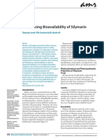 Reassessing Bioavailability of Silymarin