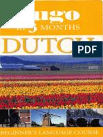 (Hugo in 3 Months) Jane Fenoulhet-Dutch in 3 Months-DK (2003)