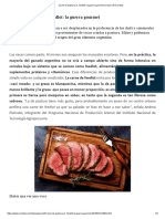 Carne de Pastura vs. Feedlot_ La Guerra Gourmet _ Clase _ El Cronista