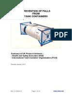 ITCO Prevention of Falls TC