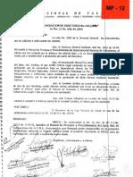 Manual de Procesos y Procedimientos Del Departamento Nacional de Cotizaciones
