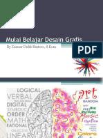 Mulai Belajar Desain Grafis