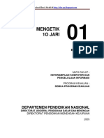 Modul 01 KKPI - Mengetik 10 Jari - [the-xp.blogspot.com]