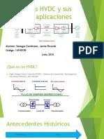 Sistemas HVDC y Sus Aplicaciones (Exposicion)