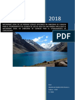 Mecanismo Legal en Cabeceras de Cuencas Para Uso de Agua En Una Minera vinculado al mecanismo legal de otorgamiento de concesiones
