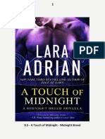 0.5 A Touch of Midnight - Lara Adrian.pdf