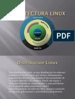 Arquitectura de linux