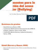 Presentación. Instrumentos Para Le Medición Del Acoso Escolar (Bullying) (3)