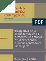 Variedades Teoria Feminista Ritzer.pptx