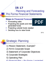 Chapter 17_Financial Planning & Forecasting