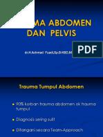 Trauma abdomen dan pelvis, kuliah.ppt