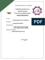 Monografia Polimeros