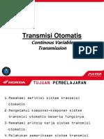 Transmisi Matic