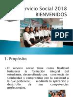 Servicio Social Nuevo 2018