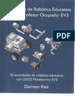 Actividades de Robótica EV3 Para El Profesor Ocupado