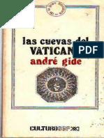 Gide, Andre - Las Cuevas Del Vaticano