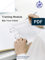 Training Module of BYV