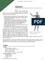 Sistema Circulatório – Wikipédia, A Enciclopédia Livre
