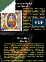 Ciencia Antiga e Medieval (1)