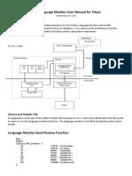 THxxx LanguageMonitor Instructions Rev01