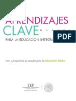 Aprendizajes Clave. Plan y programas. Educación básica.pdf
