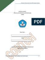 Model Rapor Versi Permen 53.doc