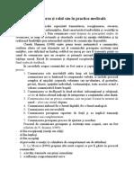 2. Comunicarea Şi Rolul Său În Practica Medicală