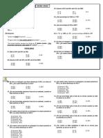 1 Razones y Proporciones i (Aritmética) - 10mo Grado