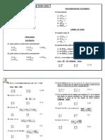 5 Numeración i (Aritmética) - 10mo Grado