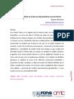 Homofobia simbólica en el discurso del periodismo rosa de México