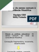 senso_comum_consciencia_filosofica.ppt