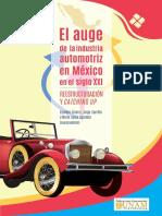 El auge de la industria automotriz en México en el siglo XXI. Reestructuración y Catching Up
