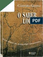 GEERTZ, C. O Saber Local.pdf