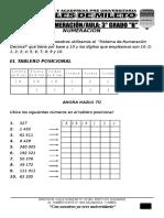 Numeracion - 3 b Prim.