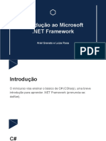 Minicurso Microsoft .NET Framework